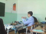 2012 год, 10 биохим класс, на ОБЖ, Красноусольская башкирская гимназия-интернат